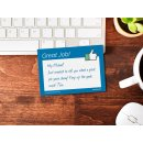 Awesome Notes -  Increase Appreciation and Motivation in Your Team with 200 Kudos Sticky Notes DIN A7