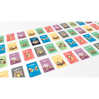 Delegation Poker Cards - ENGLISH version - increase communication and productivity - for 7 people