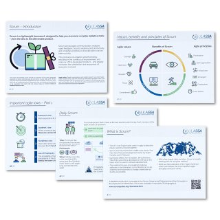 Scrum Basics - Knowhow Cards - English Version